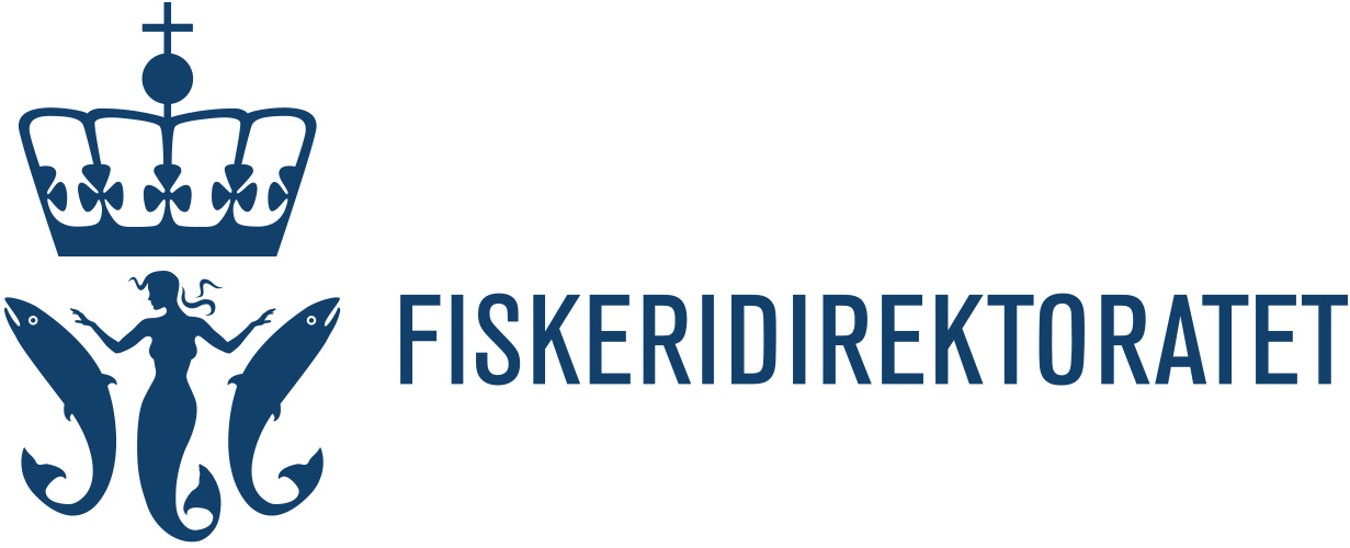 Logo av Fiskeridirektoratet